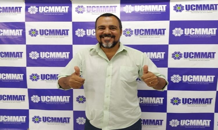Conheça um pouco mais sobre Jorge Luiz, Presidente interino da UCMMAT